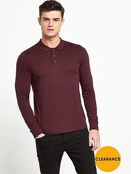 french-connection-j-long-sleeve-polo