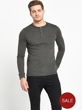 french-connection-grandad-longsleeve-t-shirt