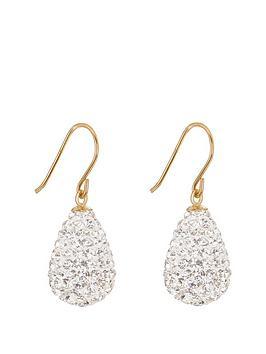 love-gold-9ctnbspyellow-gold-crystal-teardrop-bomb-earrings