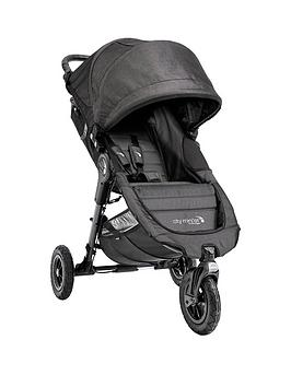 Baby Jogger Baby Jogger City Mini Gt Stroller Special Edition  Charcoal Denim
