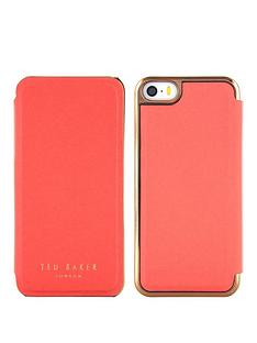ted-baker-slim-mirror-case-apple-iphone-55sse-shaen-coralrose-gold