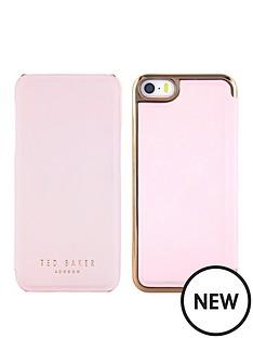 ted-baker-slim-mirror-case-apple-iphone-55sse-shaen-nuderose-gold