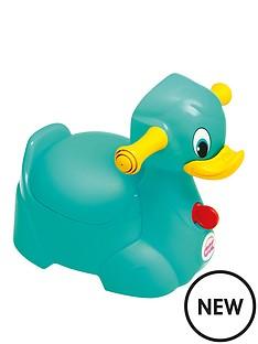 okbaby-quack-potty-aqua