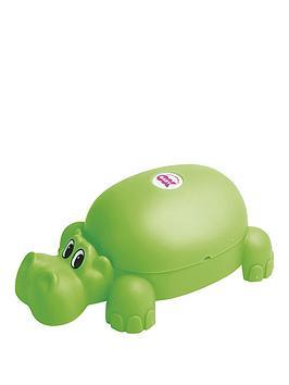 okbaby-hippo-potty-green