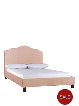 merlin-double-bed-with-optional-mattress-mink