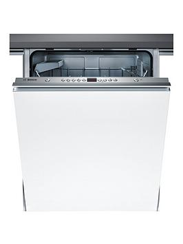 Bosch Smv53L00Gb 12Place Full Size Integrated Dishwasher