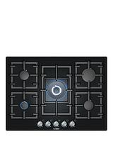 Classixx PPQ716B91E 71cm Built In Gas Hob