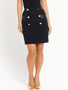 myleene-klass-military-pencil-skirt-navy