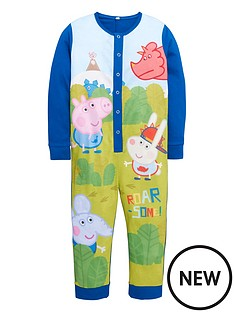 peppa-pig-george-pig-roar-sleepsuit