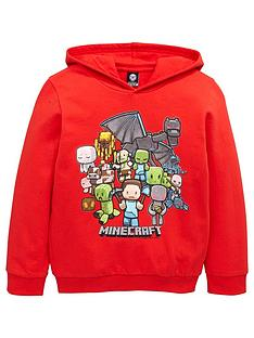minecraft-party-red-sweat