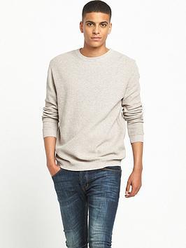 river-island-textured-knit-jumper