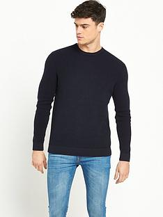 river-island-textured-knit-jumper