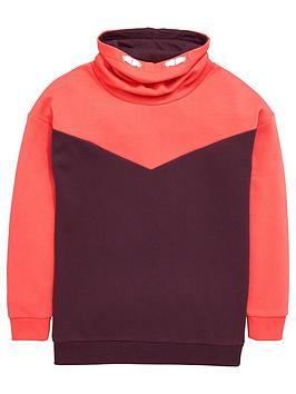 v-by-very-girls-cowl-neck-hoodie