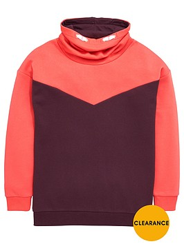 v-by-very-girls-cowl-neck-hoodie