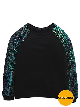 v-by-very-girls-sequin-sweat-top