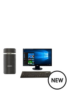 zoostorm-2209-intelreg-coretrade-i5-processor-8gb-ram-3tb-hard-drive-236-inch-desktop-bundle-with-optional-microsoft-office-black