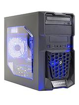 Tempest Intel® Core™ i5 Processor, 8GB RAM, 1TB Hard Drive PC Gaming Desktop Base Unit with Nvidia 2GB Dedicated Graphics GTX 750Ti - Black