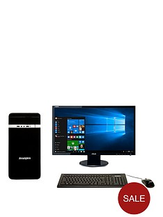 zoostorm-2209-intelreg-coretrade-i3-processor-8gb-ram-2tb-hard-drive-236-inch-desktop-bundle-with-optional-microsoft-office-black