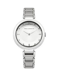 french-connection-french-connection-white-dial-stainless-steel-bracelet-ladies-watch