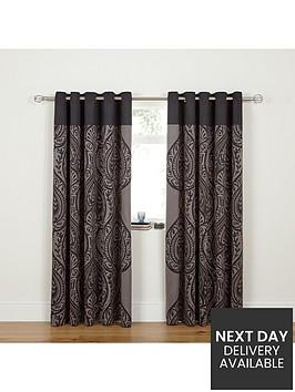 laurence-llewelyn-bowen-jacquard-curtains
