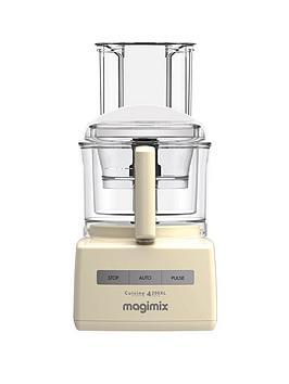 Magimix Cuisine Systeme 4200Xl Blendermix Food Processor  Cream