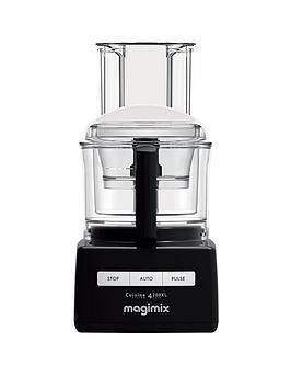 Magimix Cuisine Systeme 4200Xl Blendermix Food Processor  Black