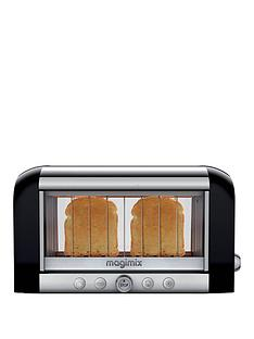 magimix-polished-stainless-steel-glass-2-slice-vision-toaster-with-black-ends