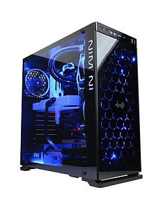 cyberpower-luxe-vr-xtreme-intelreg-coretrade-i7-processornbsp32gb-ramnbsp2tb-hard-drive-amp-240gb-ssd-pc-gaming-desktop-base-unit-withnbspnvidia-6gb-dedicated-graphics-gtx980tinbsp--blackblue
