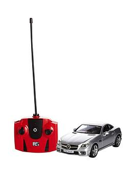 mercedes-benz-slk-4-function-124-scale-remote-control-car
