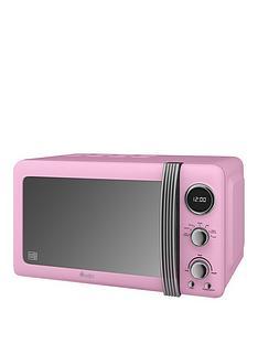 swan-sm22030pn-20l-retro-microwave-pink