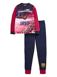 barcelona-fc-boys-football-pyjamas
