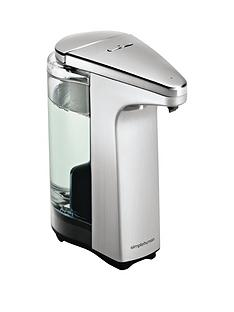 simplehuman-sensor-pump-with-brushed-nickel-finish-ndash-237ml-capacity
