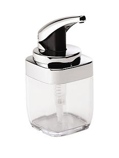 simplehuman-push-pump-soap-dispenser-in-chrome