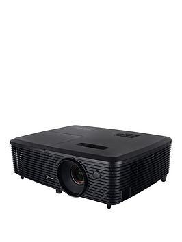 Optoma S331 Bright Portable Svga 3200 Lumen Home Entertainment Projector