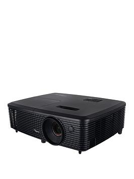 Optoma H114 Bright Hd Ready 3400 Lumen Home Entertainment Projector