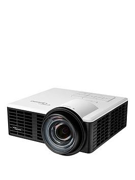 Optoma Ml750St Short Throw Hd Ready Led Projector
