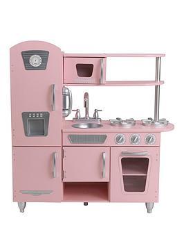 Kidkraft Vintage Kitchen  Pink