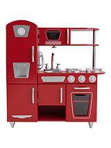 Vintage Kitchen - Red