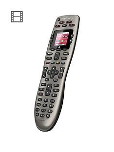 logitech-harmony-650-remote-control