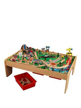 Kidkraft Waterfall Mountain Train Table