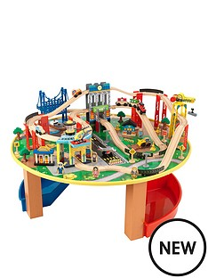 city-explorer-train-set-amp-table