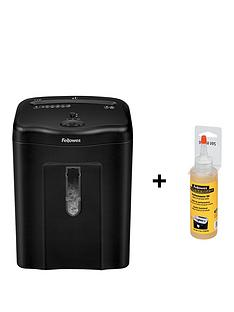 fellowes-powershred-11c-cross-cut-shredder-with-free-shredder-performance-oil