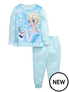 disney-frozen-frozen-frill-snowflake-print-pyjamas