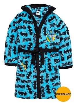 batman-boys-bat-logo-robe