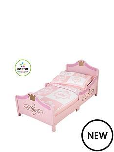 kidkraft-princess-toddler-bed