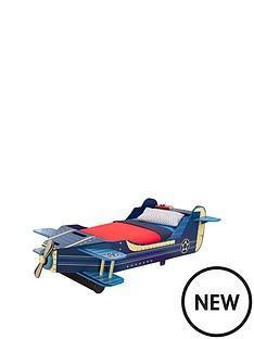 kidkraft-airplane-toddler-bed
