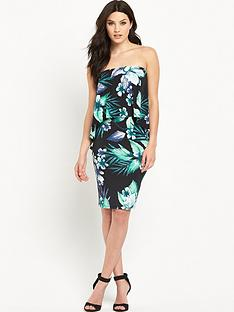 v-by-very-bandeau-double-layer-midi-dress