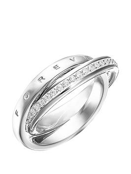 Thomas Sabo Together Forever Ring Small