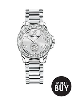 thomas-sabo-glam-chic-silver-tone-dial-stainless-steel-bracelet-ladies-watchnbspplus-free-diamond-bracelet