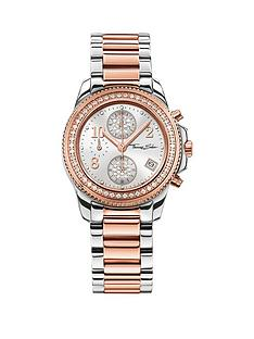 thomas-sabo-glam-chic-silver-tone-chorographnbspstainless-steel-ladies-watch
